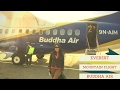 Everest Mountain Flight with Buddha Air