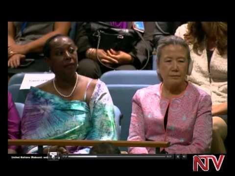 Uganda's Sam Kutesa starts work as UN General Assembly President