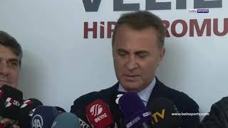 Fikret Orman Yusuf Namoğlu istifa açıklaması.