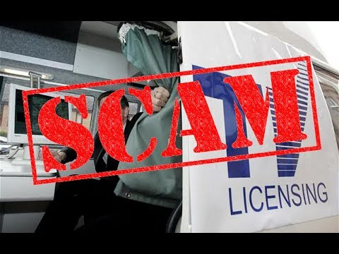 BBC TV Licensing Calling Member Of The Public A Liar
