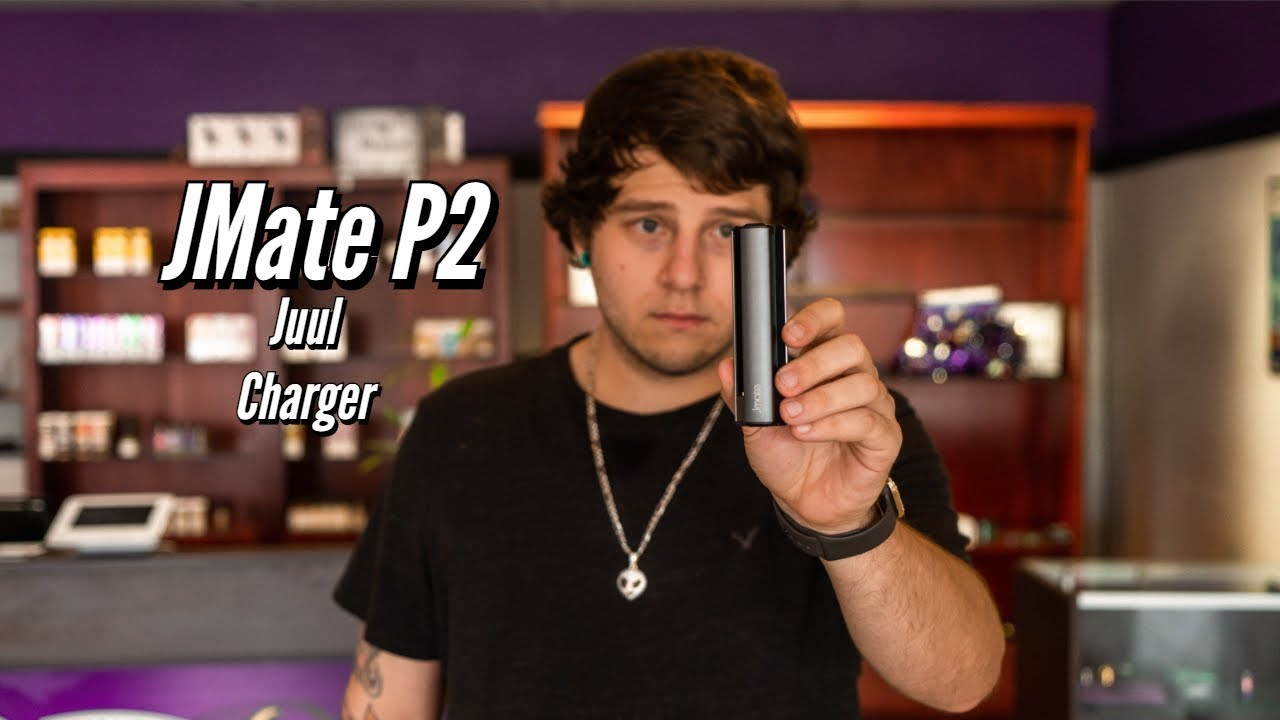 Best Juul Charger Ever? JMate P2 Charger  Vape Tricks and
