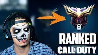 ????CALL OF DUTY MOBILE! RUMO AO MESTRE! RANKED E TUDO SOBRE A NOVA ATT!