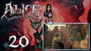 """ALICE MADNESS RETURNS #20 - Rozdział III [7/8] - """"Budzenie żaby"""" (18+)"""