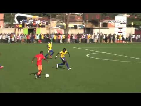 KCCA (Uganda ) 1-0 St. GEORGE FC  (Ethiopia) -Highlights