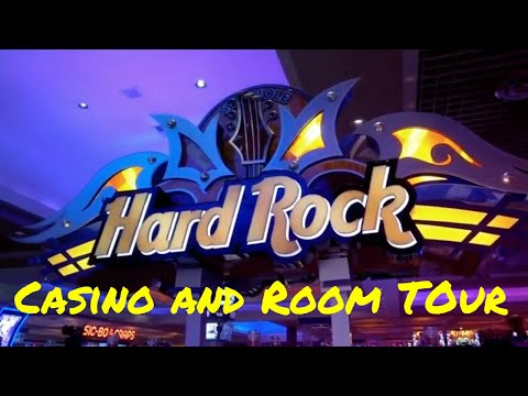 Hard Rock Tampa - Room and Casino Tour