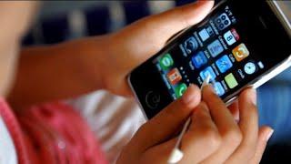 The effects of smartphones on children