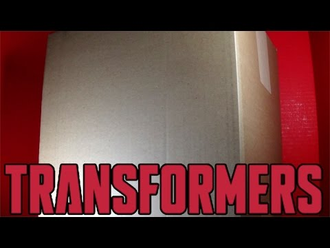 UNBOXING: Toys'R'Us | Jan.30th 2017 | Transformers Robots In Disguise, Titans Return