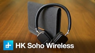 Harman Kardon Soho Wireless headphone review