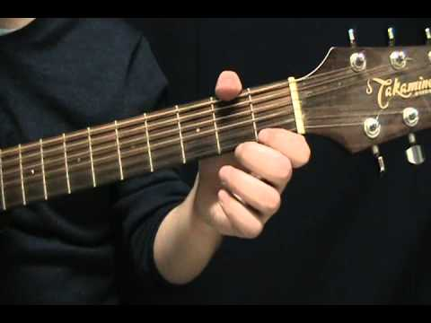 Guitar Lesson Take It Easy By The Eagles How To Play Take It