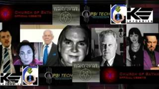 Alternative NAZI Medien pt.4  Stubblebine, Laibow, John Alexander, Michael Aquino,