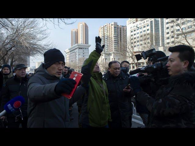 Chine : un avocat jugé à huis clos au nom du secret dÉtat