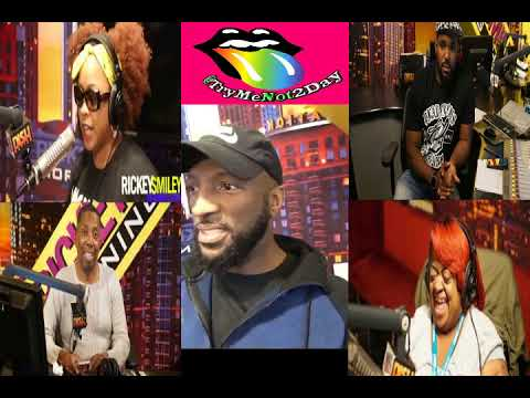 Full Exclusive: Rickey Smiley & Co Hosts SUSPENDED & Show CANCELED Live  On Air