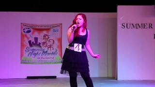 Final Round Top 5 - Emilee Juliette - Summer Night Market Idol 2012