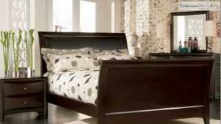 Phoenix Upholstered Sleigh Bedroom Collection From Coaster Furniture