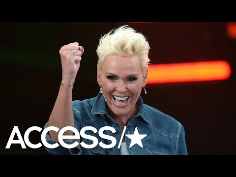 Brigitte Nielsen Is Expecting Her Fifth Child At 54  Access