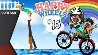 LA SCENA PIU' EPICA MAI VISTA!! - Happy Wheels [Ep.13]