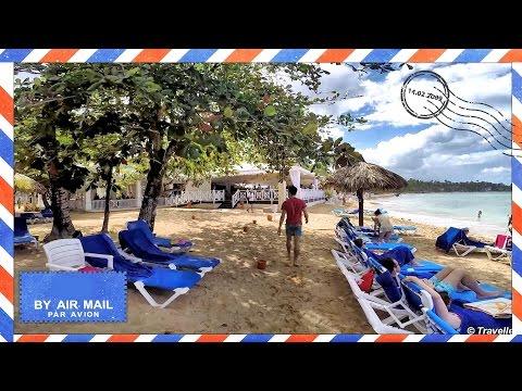 Gran Bahia Principe El Portillo All-inclusive Resort - Buffet lunch on beach - Dominican Republic