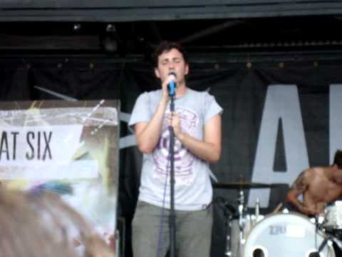 Liquid Confidence (Live) You Me At Six  Buffalo Warped Tour 2010