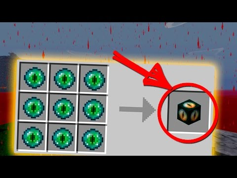 Как сделать куб в майнкрафт фото 461