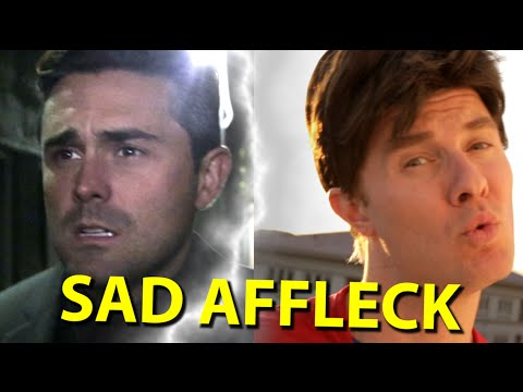BATMAN V SUPERMAN - SAD AFFLECK ft Bart Baker