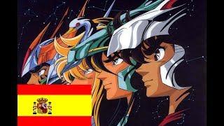 Saint Seiya Opening 01 - Español España (HD)