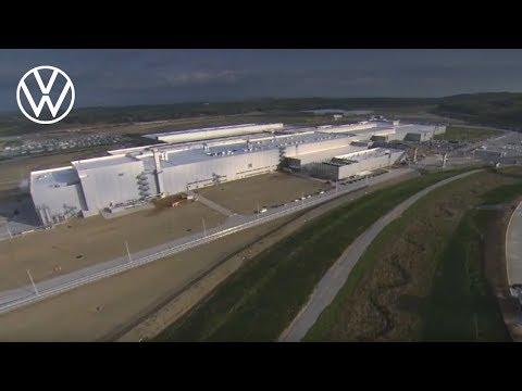 Volkswagen Car Factory in Chattanooga