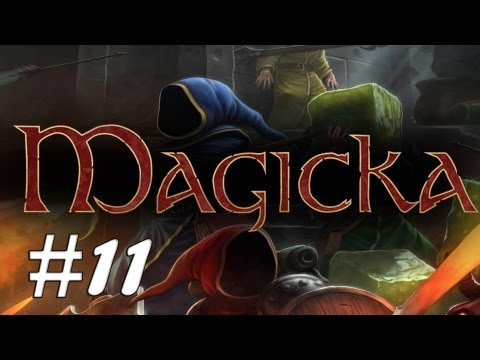 Magicka #11 [The Three Musketeers]