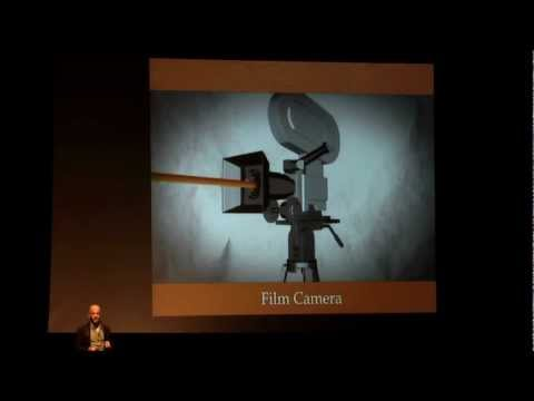 Film vs Digital: Can You Tell The Difference? - Christopher Llewellyn Reed #IB12