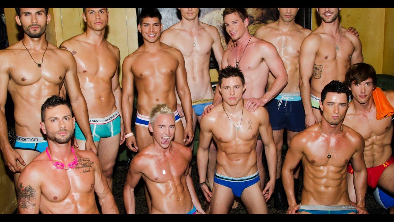 Project Ethos Men's Underwear Fashion Show at LA Fashion Week ...
