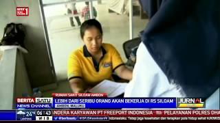 Ribuan Pelamar Daftar Menjadi Karyawan RS Siloam Ambon