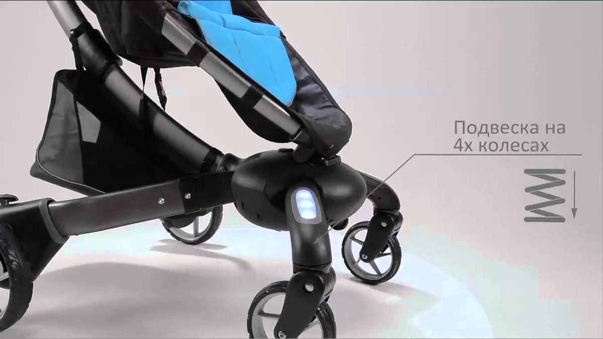 Baby Stroller Ecobaby Olympic Bamia for Winter всесезонная .