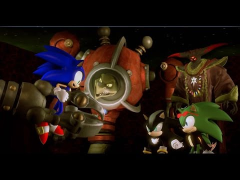 Sonic The Hedgehog 12 More Pains Of Christmas