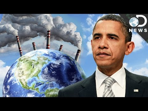 President Obama Explains How Pollution Affects Our Planet