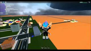 ROBLOX Storm Chasing - S4 EP30 - Massive 318 MPH EF5 In The Desert!