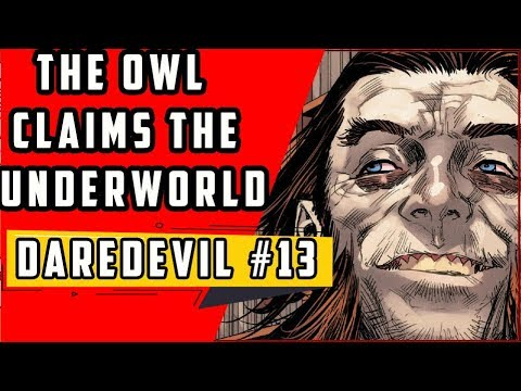 The Owl Takes Charge | Daredevil #13