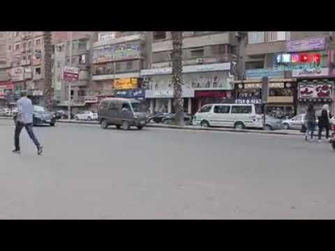 0e611ed57 جولة في سوق الملابس بحي الهرم بمحافظة الجيزة المصرية. اجرة الميكروباص فى  شارع الهرم او شارع فيصل بالمزاج فقط