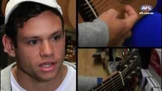 Steven Motlop - The Musical Cat - AFL