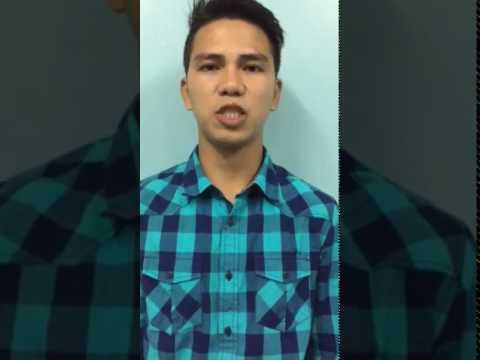 Basil Baguio- Waiter/ cebu