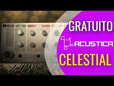 Acustica Audio Celestial - Mixando Vocal e Masterizando uma Faixa