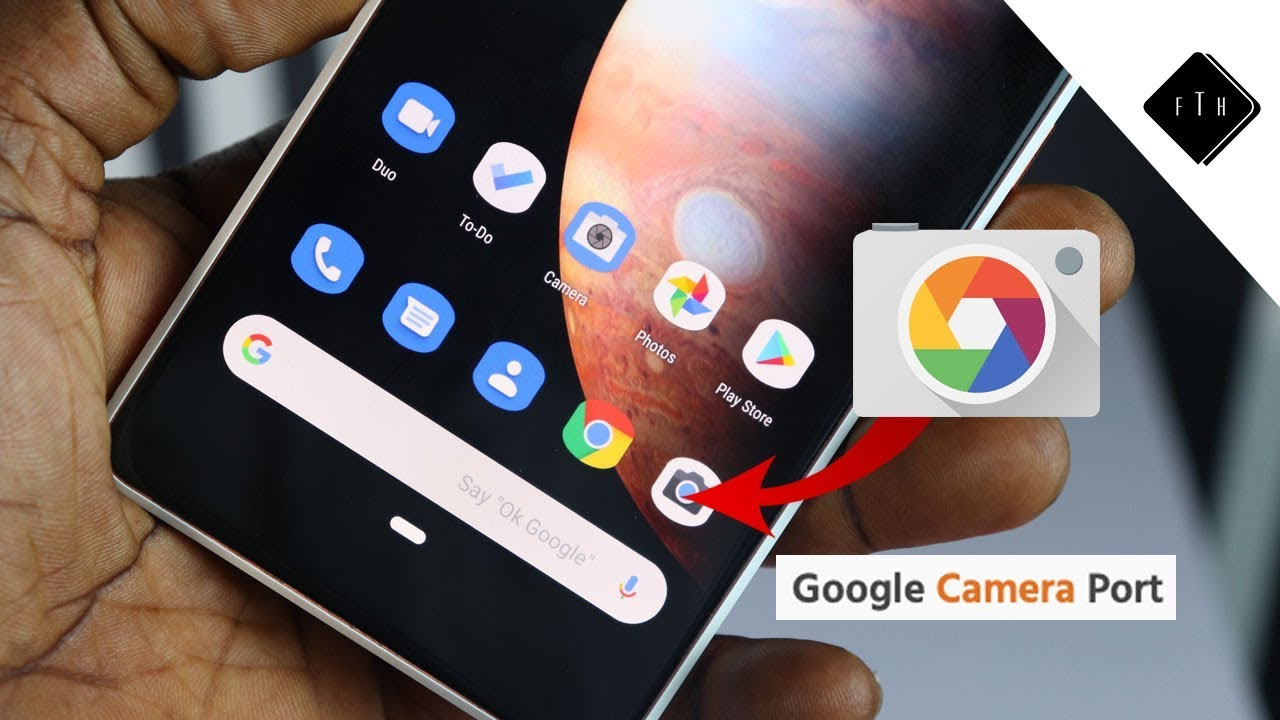 How to get google pixel 3 camera working on any android device! WOW 😳