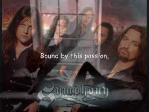 Lady Of The Snow - Symphony X (Lyrics)