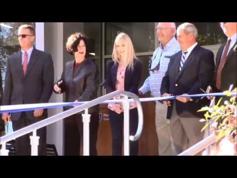 Penn State Altoona Adler Athletic Complex Ribbon Cutting Ceremony, 10-27-17