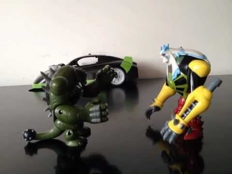 Ben 10 vs. Neb episode 2: The Return of Neb