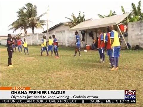 Ghana Premier League - Joy Sports Today (13-10-17)