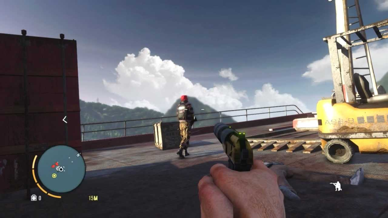 Far Cry 3 Stealth Gameplay And Assassinations Youtube
