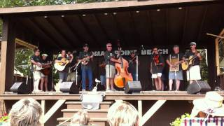 Roly Poly - Sunday - The Manic Mountain Boys bluegrass band