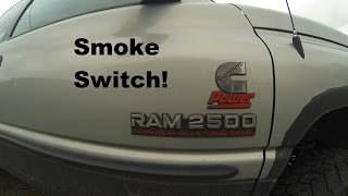 Smoke Switch For 1999 Dodge 5.9 Cummins - Everything You Need