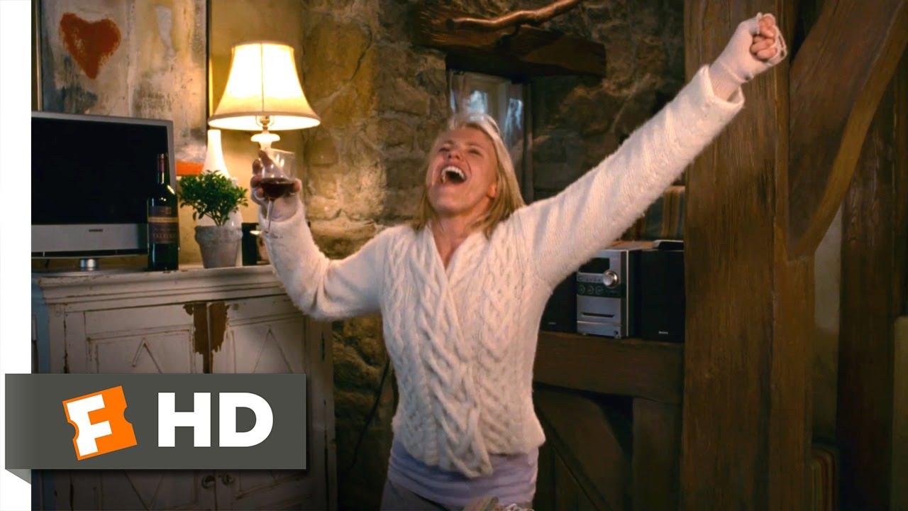 The Holiday (2006) - Amanda Dances Scene (2/10 ... Cameron Diaz Movies 2006