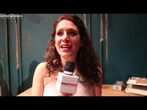 """Watch : LimaNews - Obra """"Hedda&qu..."""