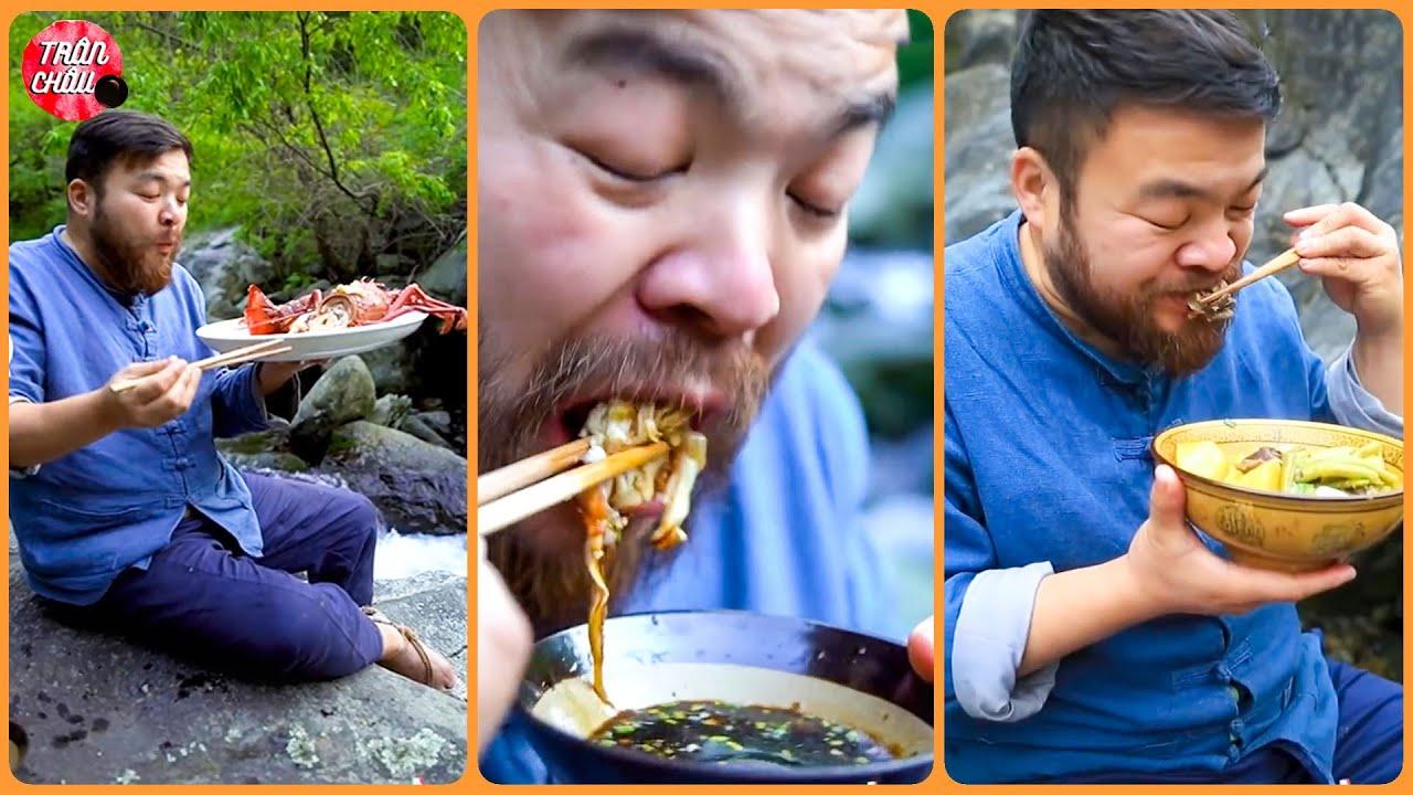 Cuộc Sống Và Những Món Ăn Rừng Núi Trung Quốc P(9) 🐍 Tik Tok China 🐍 Forest Food Life